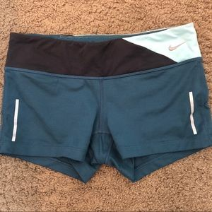 Nike Women's Tight Running Shorts